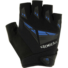 Roeckl Iron Gloves black/blue